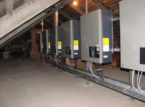 Bild 02 - Solaranlage in Skäßchen mit einer Leistung von 101 kWp